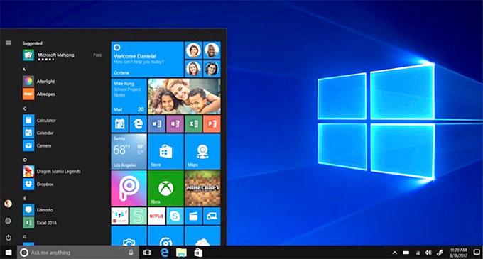 Windows10デスクトップ操作の基本