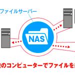 中小企業でのNAS導入をサポート!!新規設置・入れ替えと初期設定