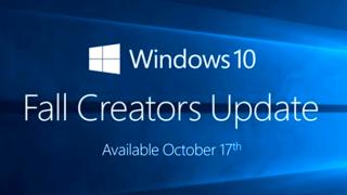 【Windows10 Fall Creators Update】変更点とアップデート前にやるべきこと