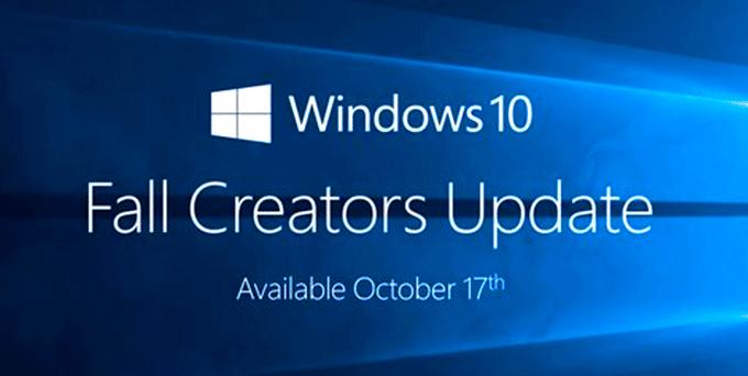 【10月17日】Windows 10 Fall Creators Update 更新内容と注意すべき事