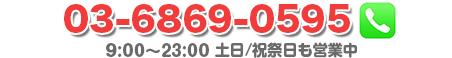 03-6869-0595